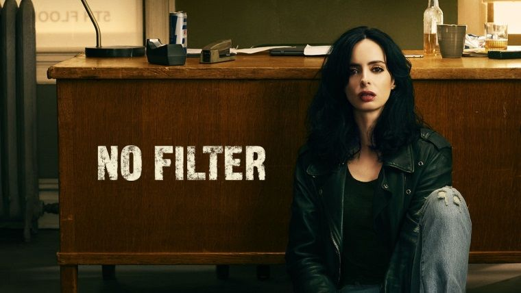 Marvel's Jessica Jones için 2.sezon fragmanı yayınlandı