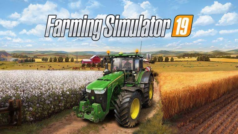 Epic Store'un bir sonraki ücretsiz oyunu Farming Simulator 19!