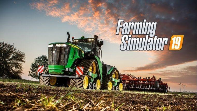 Farming Simulator 19'u Epic Store'da bedava almayı unutmayın