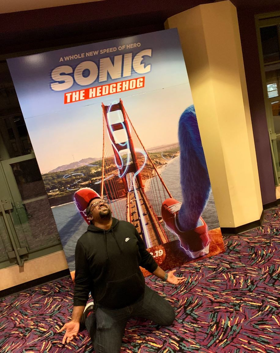 Sonic filminin tepki çeken posteri gerçek çıktı