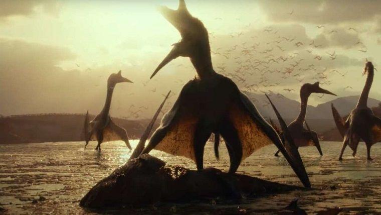 Jurassic World Dominion için ilk teaser yayınlandı