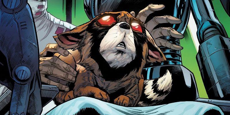 Rocket Raccoon'un acı dolu geçmişi Guardians 3'te anlatılabilir