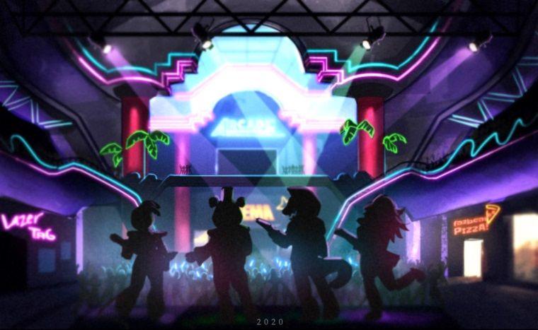 Five Nights at Freddy's'in yapımcısı yeni projesini gösterdi