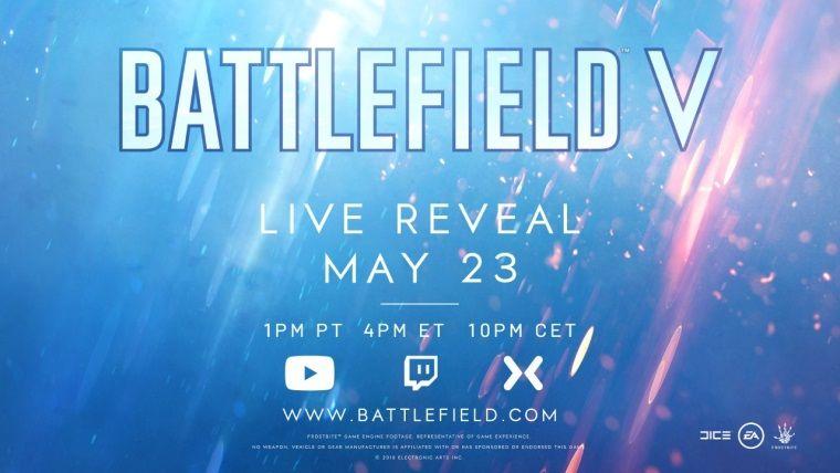 Battlefield V resmen duyuruldu! Oyunun ilk videosu geliyor!