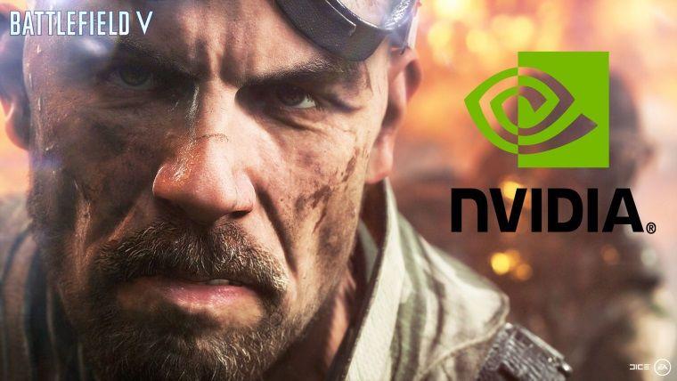 DICE, Battlefield 5 için Nvidia ile partner olduğunu açıkladı