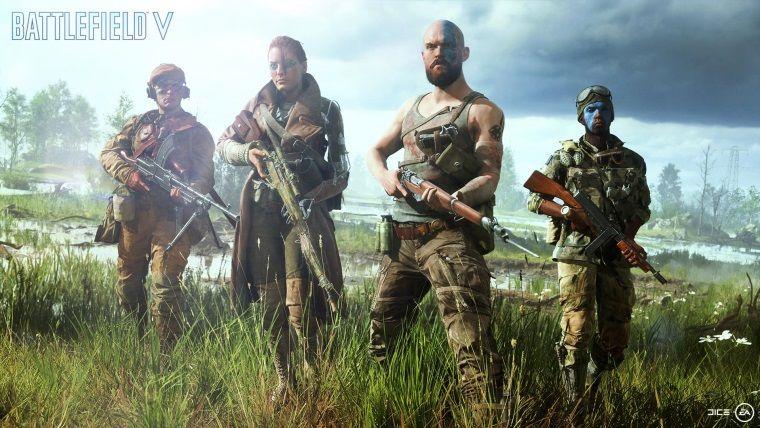 Battlefield 5'in içerisinde gerçek para kullanabileceksiniz