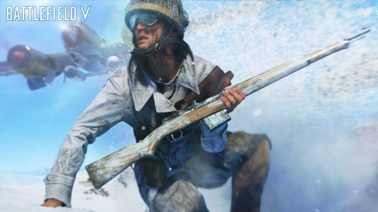 Battlefield V: Bölüm 2: Lightning Strikes güncellemesi yayımlandı