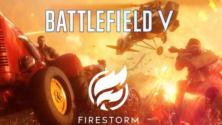 Battlefield 5'in Battle Royale Modu Firestorm'dan yeni bilgiler