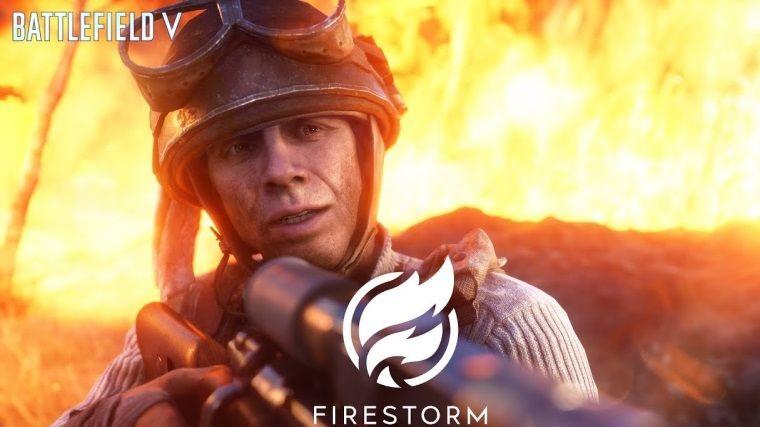 Battlefield 5'in Battle Royale modundan oynanış videosu geldi