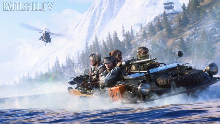 Battlefield 5'in Battle Royale Moduna iki kişilik mod gelecek