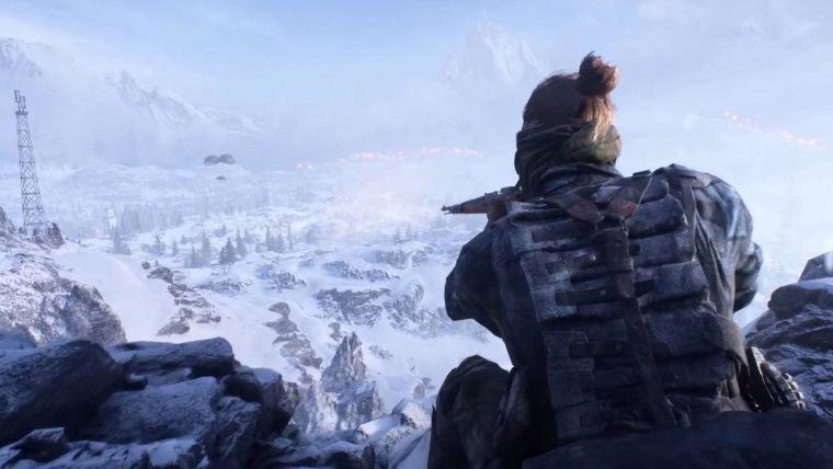 Battlefield 5 Firestorm için çift kişilik mod bu hafta sonu çıkıyor