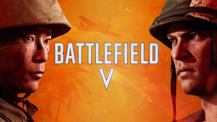 Battlefield 5'in War in the Pacific videosu muhteşem