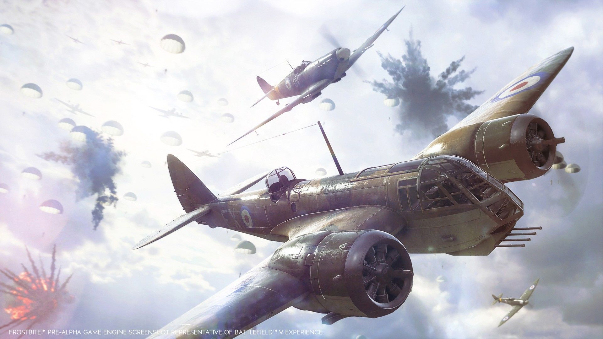 Battlefield V (Puan geldi)