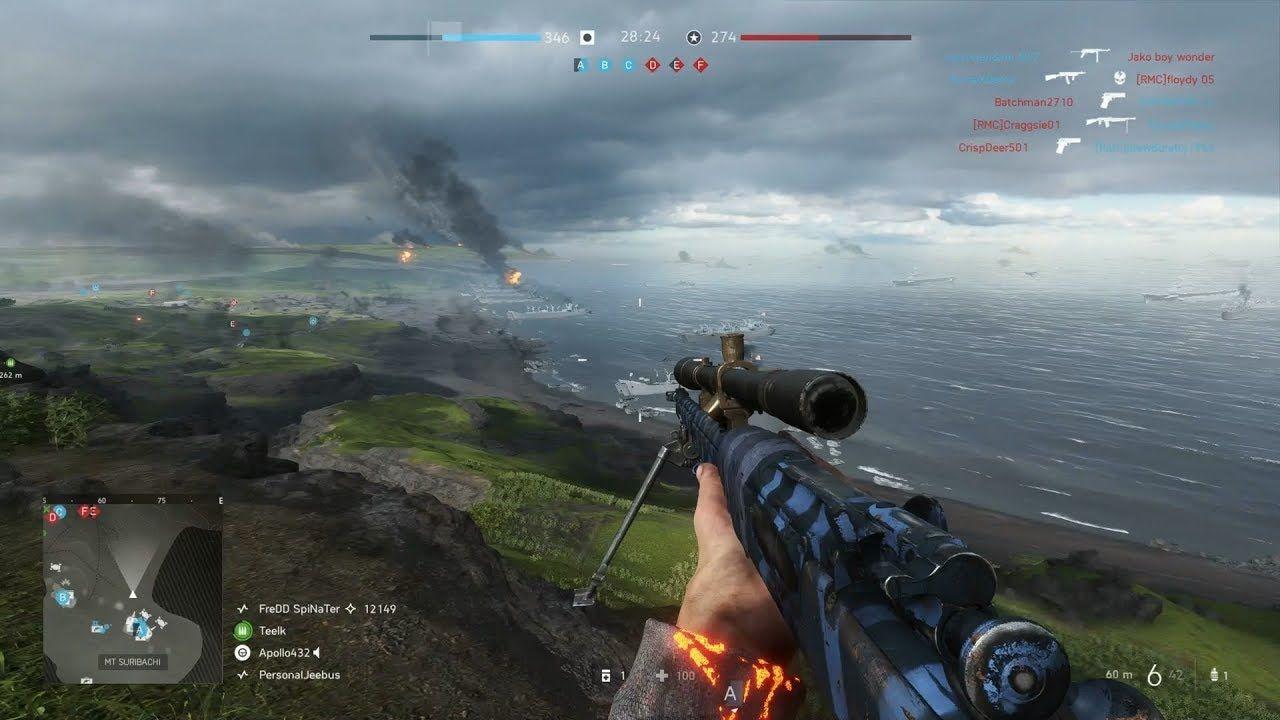 Battlefield 5 için 7.1 güncellemesi yayınlandı