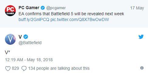 Battlefield V'in hangi zaman diliminde geçeceği belli oldu gibi