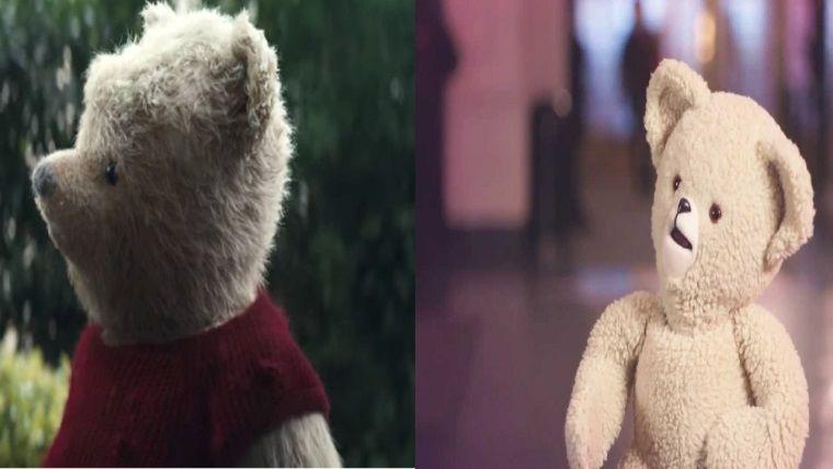 Christopher Robin fragmanı geldi ve Pooh, Yumoş ayısına benziyor