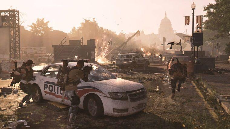 Tom Clancy's The Division 2'de yeni rekabetçi oyun modları olacak