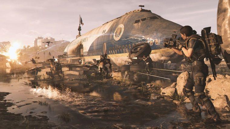 Tom Clancy's The Division 2'nin Co-op oynanış videosu yayınlandı