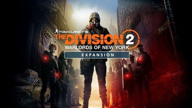 Division 2 New York genişleme paketi duyruldu