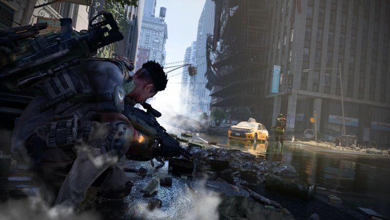 The Division 2: Warlords of New York için animasyon filmi yapıldı