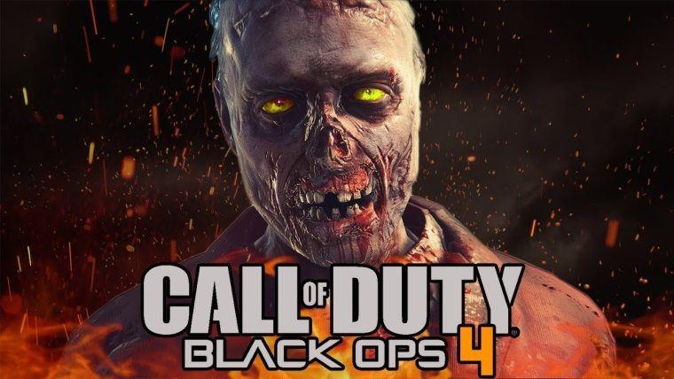 Black Ops 4'ün zombi moduna ilişkin ilk görsel yayınlandı