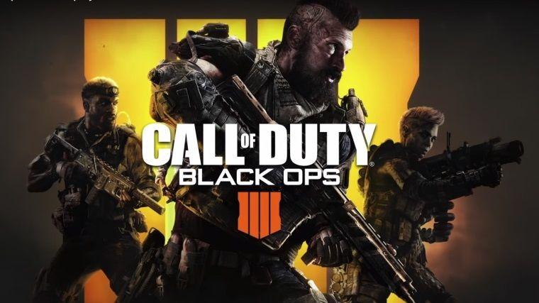 Call of Duty: Black Ops 4 nihayet resmi olarak tanıtıldı