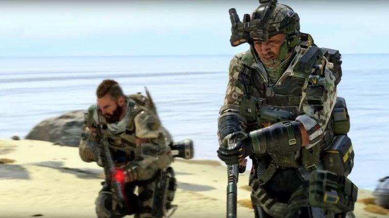 Call of Duty: Black Ops 4 PC'de 4K ve HDR desteğiyle çalışacak