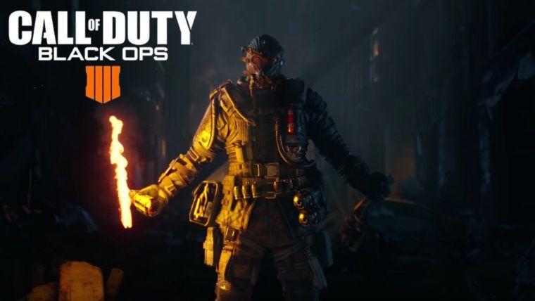 Call of Duty: Black Ops 4'ten toplam 1 saatlik oynanış videoları