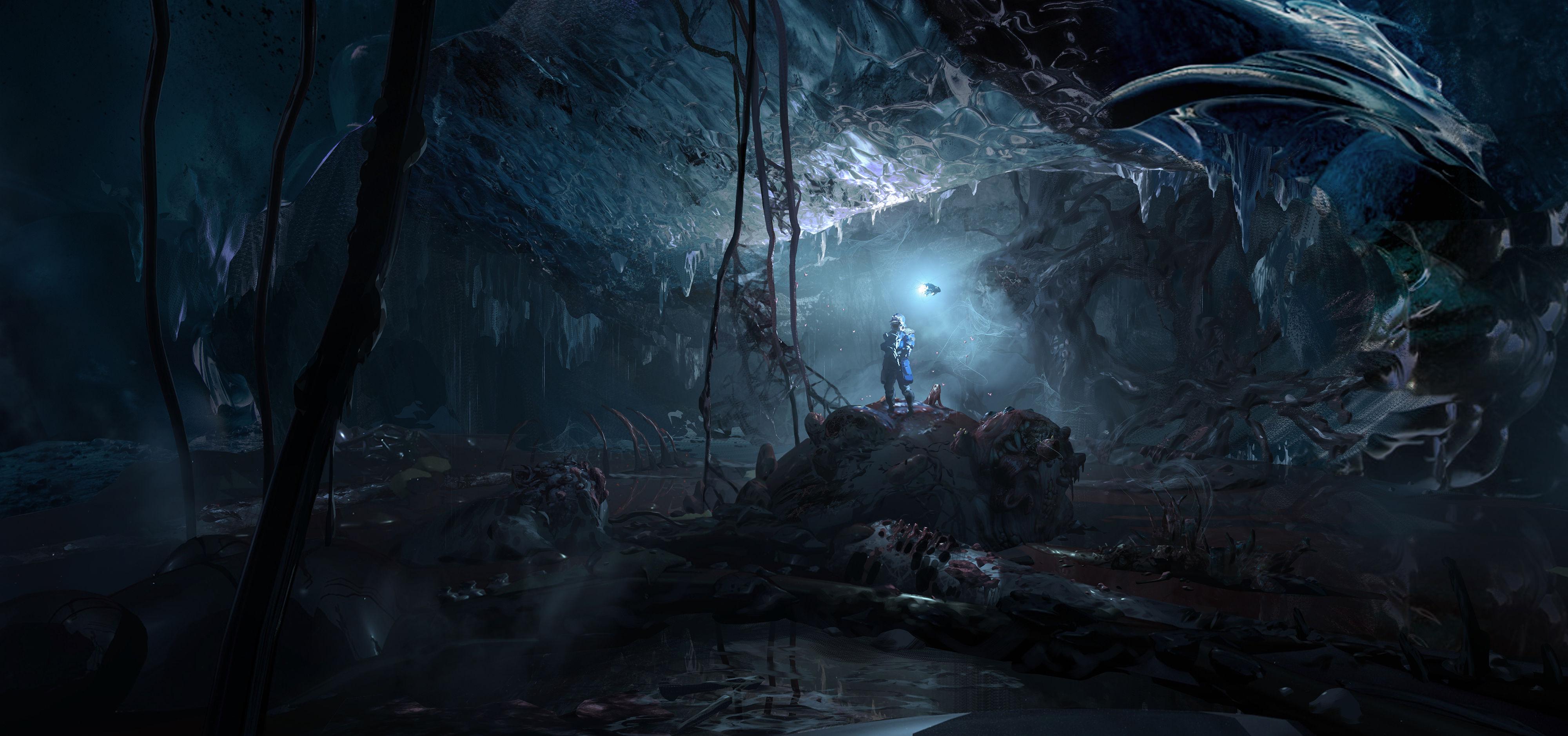 Eski Battlefield ve Halo yapımcılarından yeni oyun: Scavengers!