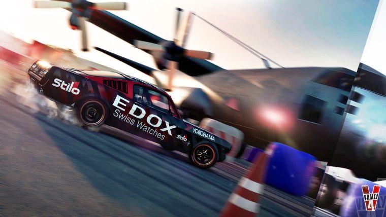 Klasik ralli oyunu V-Rally, uzun bir süreden sonra geri geliyor