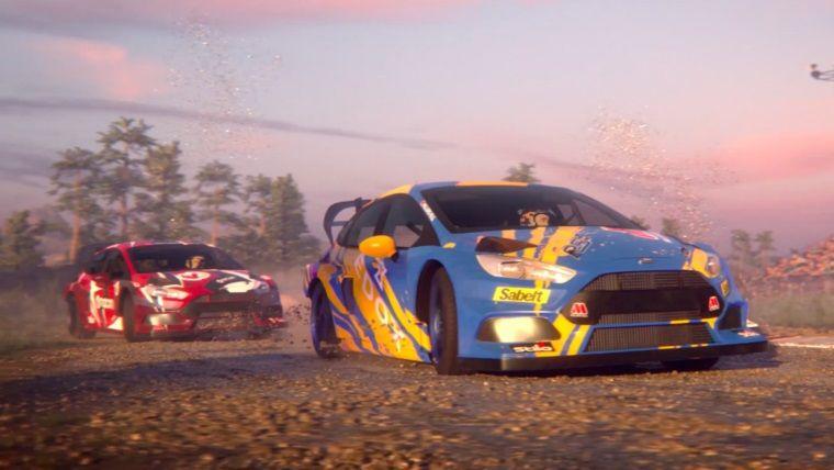 V-Rally 4 için, Ralli ve Hillclimb yarışlarına özel video geldi