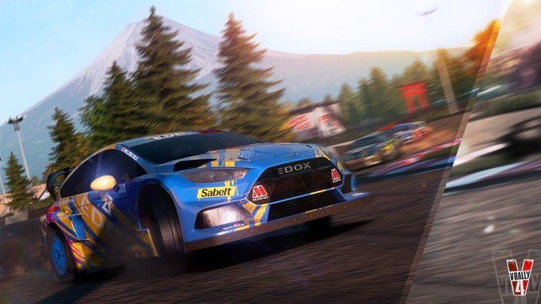 Gerçekçi yarış oyunu V-Rally 4'ün araç listesi belli oldu