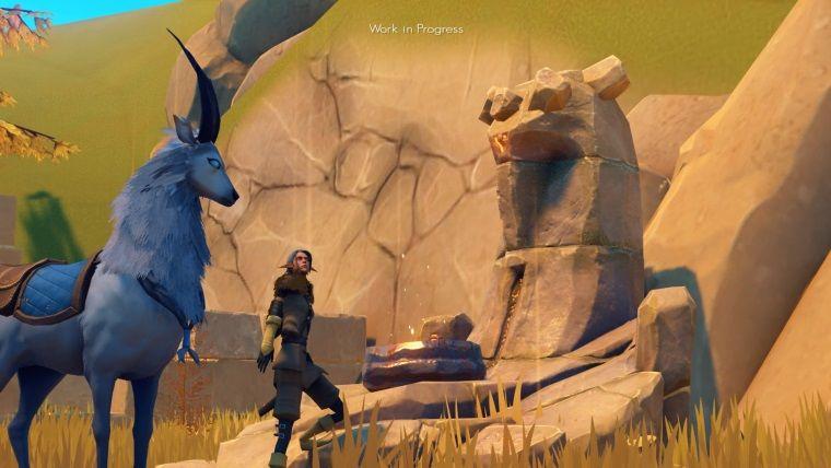 Açık dünya RYO oyunu Decay of Logos hakkında yeni bilgiler geldi