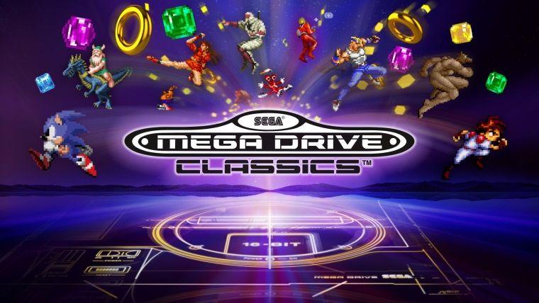 Sega, Genesis ve Mega Drive Classics Collection'u duyurdu