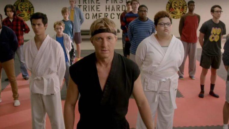 Karate Kid efsanesi 34 yıl sonra Cobra Kai ile devam ediyor