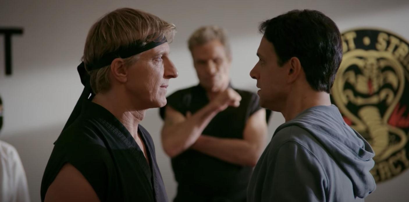 Cobra Kai dizisinin 3. sezon fragmanı yayınlandı