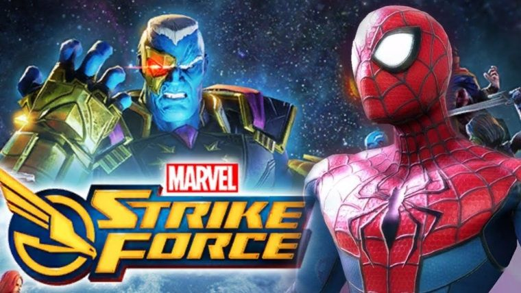 Marvel: Strike Force iOS ve Android platformlarında sunuldu