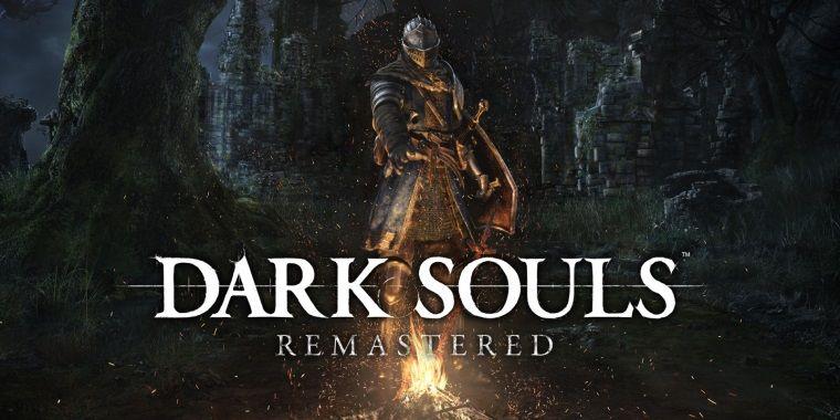 Dark Souls Remastered, önceden belirtildiği gibi indirimli olacak