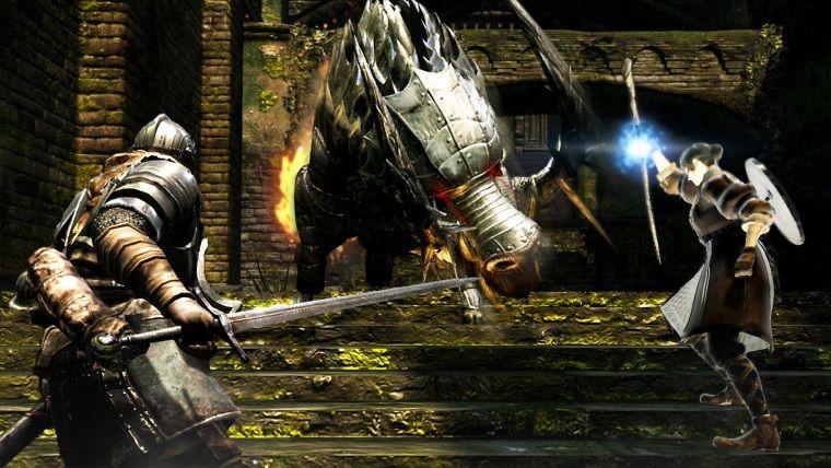 Dark Souls: Remastered yakın zamanda sunucu testi için açılacak