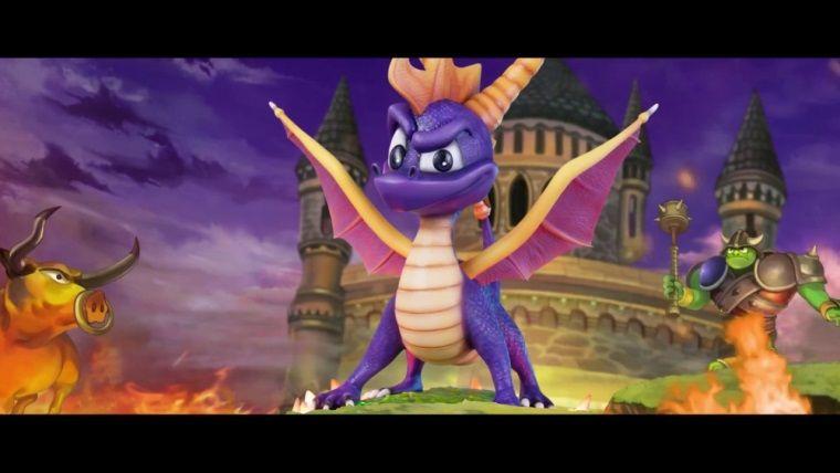 Spyro oyunlarının yenilenmesi konusu gizem olmaya devam ediyor
