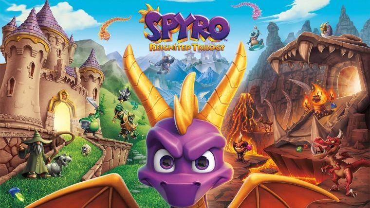 Spyro Reignited Trilogy'nin Switch sürümü nasıl?