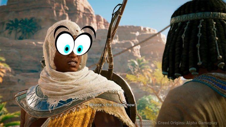 Ubisoft, Assasin's Creed Origins'e resmen hile modu ekliyor