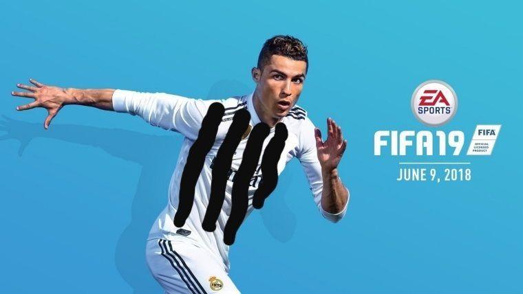 FIFA 19'un Cristiano Ronaldo problemi çözülmüşe benziyor!
