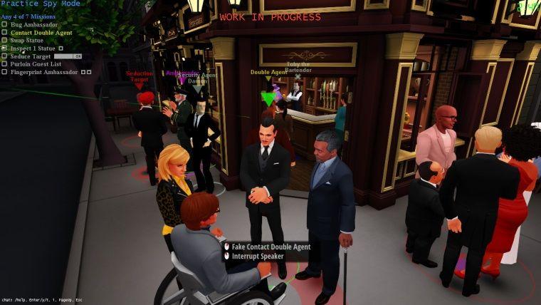 SpyParty, beş senelik aradan sonra Steam Early Access'e girdi