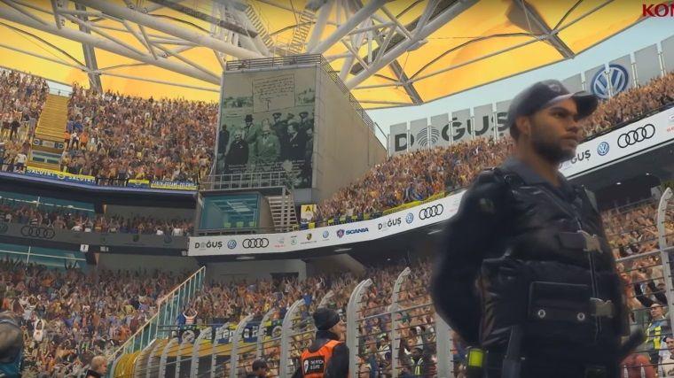PES 2019'da Fenerbahçe Şükrü Saraçoğlu Stadyumu da yer alacak