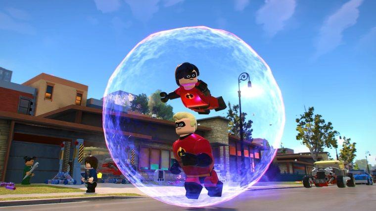 Lego The Incredibles adına yeni bir oynanış fragmanı yayınlandı