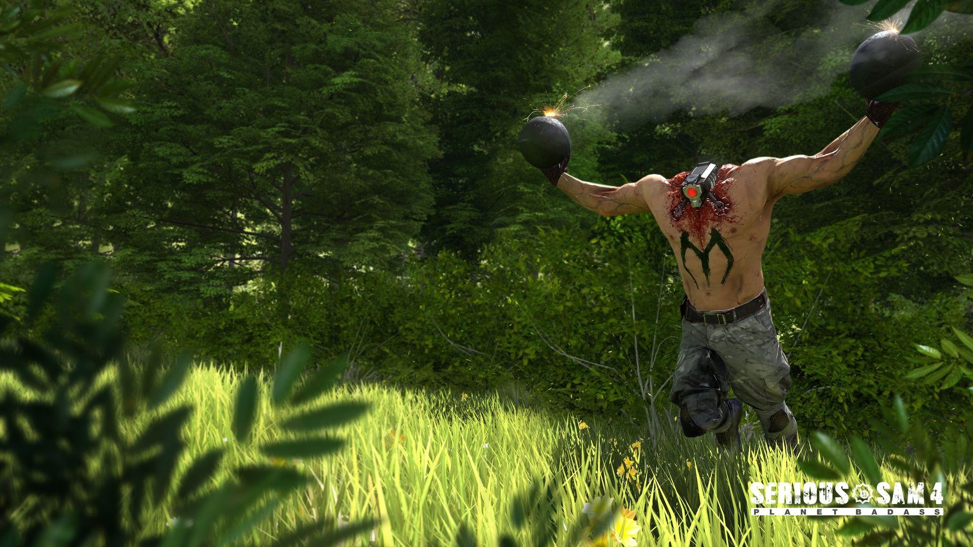 Serious Sam 4: Planet Badass ile ilgili ilk detaylar geldi