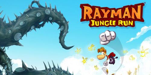 Rayman Jungle Run, yeni seviyelerle geldi