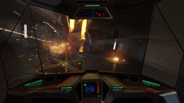 Descent'in yapımcılarından yeni Tunnel Shooter oyunu: Overload