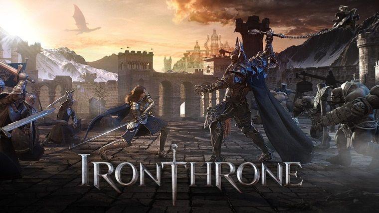 Mobil platformun iddialı oyunu Iron Throne'u konuştuk